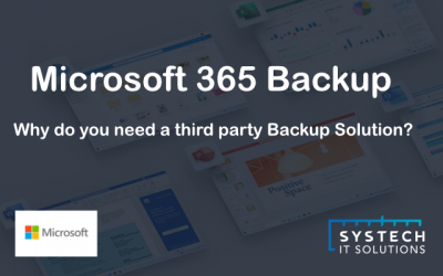 Microsoft 365 Backup – Why you need a third party Backup Solution